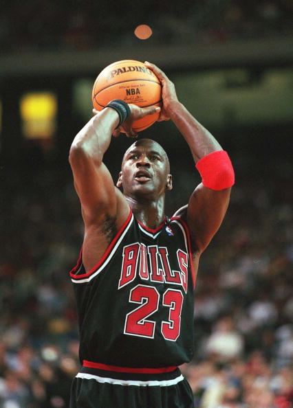 Image result for michael jordan throwback bulls black