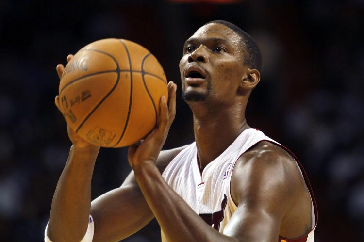 Bosh To Rockets, Lin to 76ers?