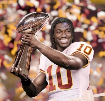 The Washington Redskins REALLY want Robert Griffin III